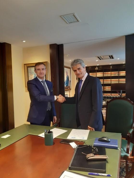 AFEC y FEDAOC firman un convenio de colaboración en materia de seguridad industrial